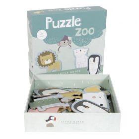 Little Dutch Puzzle ZOO 2+