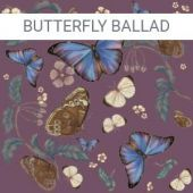 Little Lamb AIO plenkové kalhotky Butterfly Ballad