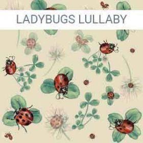Little Lamb AIO plenkové kalhotky Ladybugs Lullaby