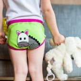 Zoocchini Tréninkové kalhotky Safari-Zebra