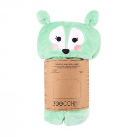 Zoocchini Deka s kapucí Medvěd