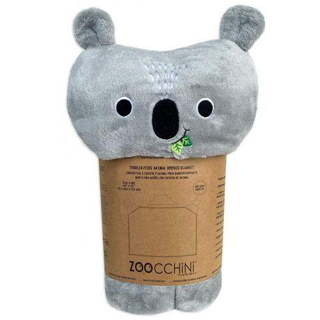 Zoocchini Deka s kapucí Koala