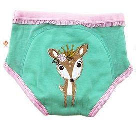 Zoocchini Tréninkové kalhotky Kamarádi z lesa - Koloušek