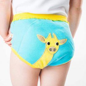 Zoocchini Tréninkové kalhotky Safari-Žirafa