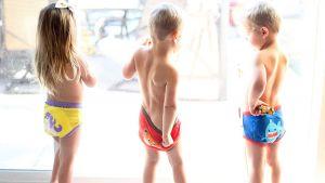 Zoocchini Tréninkové kalhotky Safari sada 3 kusy