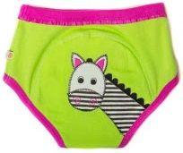 Zoocchini Tréninkové kalhotky Safari - Zebra