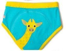 Zoocchini Tréninkové kalhotky Safari - Žirafa