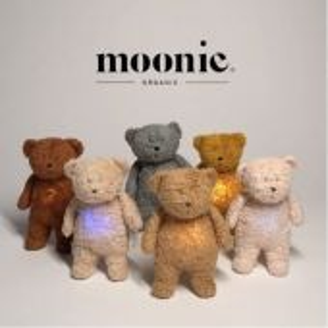 MOONIE The Humming Friend usínáček Medvěd SAND