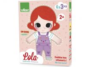 Vilac Oblékací puzzle Lola