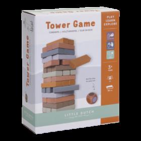 Little Dutch Hra dřevěná věž