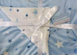 Pierre Cardin deka Minky 80x110 Moon Blue