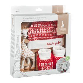 Vulli Můj vánoční set žirafa Sophie