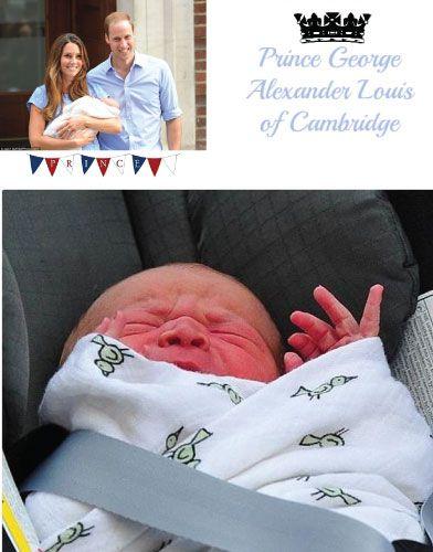 Aden + Anais a královská rodina